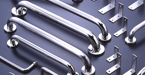 Stainless Steel Builder's Hardware
